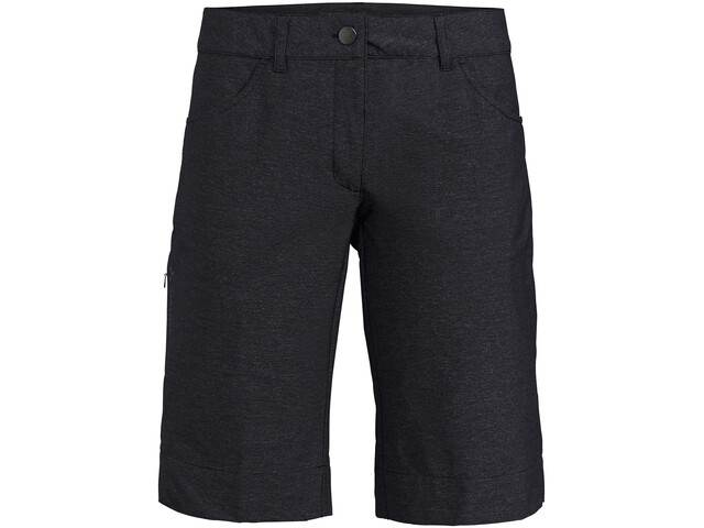 VAUDE Turifo Shorts Dames, black